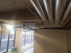 Lagging, cladding, HVAC, thermal