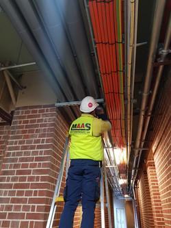 sheet metal worker, cladding, HVAC
