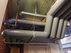 colourbond, cladding, HVAC