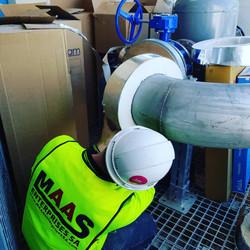 lagger, thermal insulation, HVAC