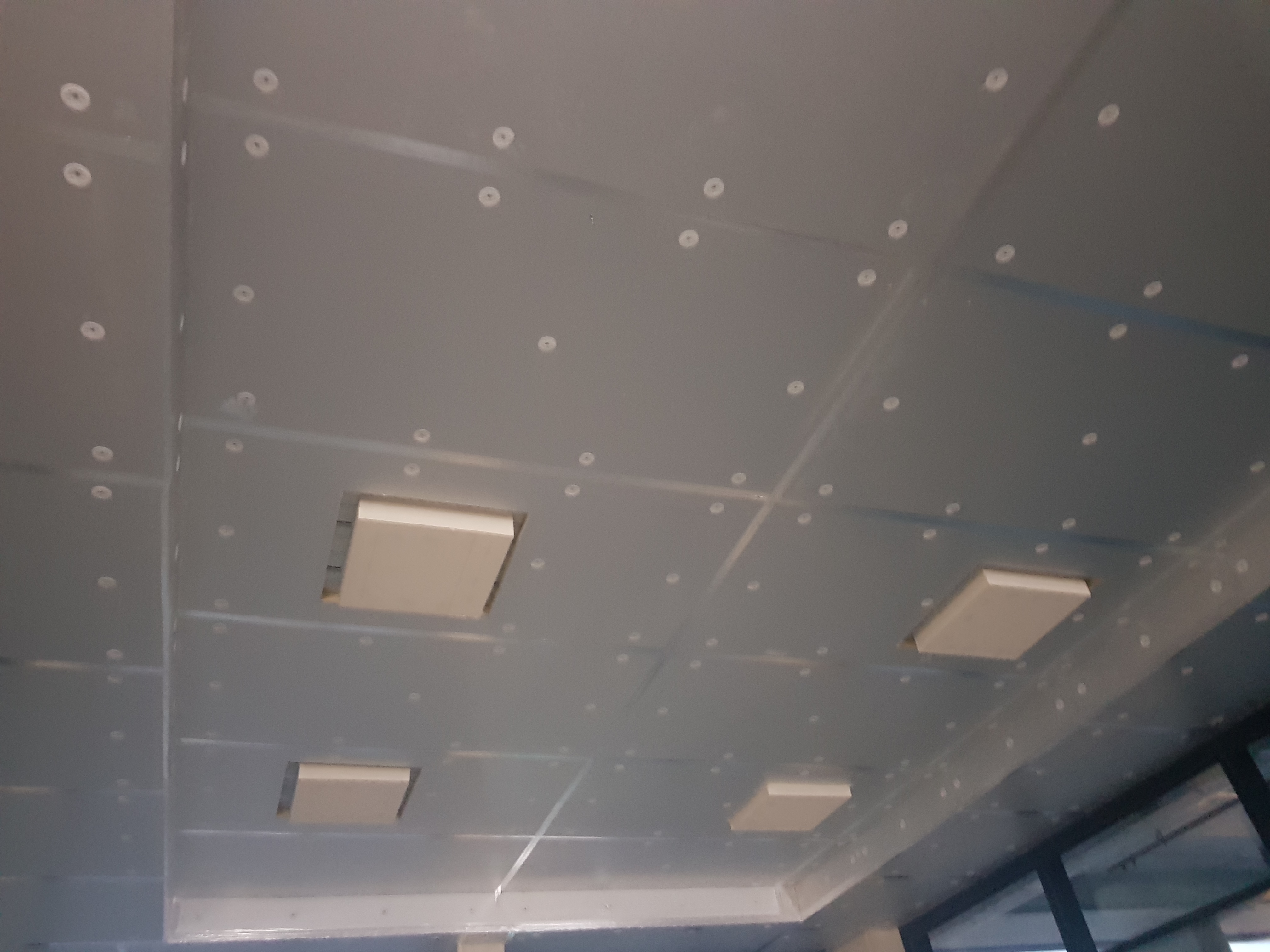 Under Slab Cieling Insulation