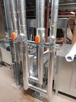 HVAC, lagging, pipe, aircon