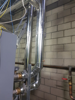 Boiler Cladding, Boiler Insulation