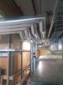 thermal insulation, HVAC