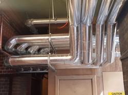 lagging, pipe, HVAC, aircon