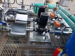 HVAC, Pump, cladding, thermal