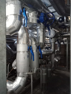 lagging, insulation, thermal, pipe