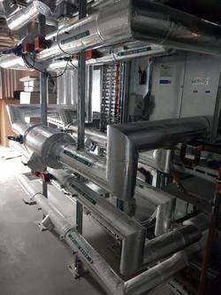 lagging, insulatiion, HVAC, pipe