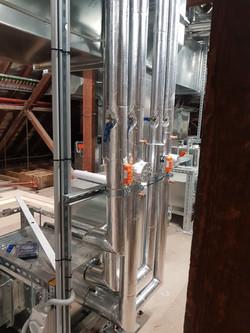 HVAC, units, thermal insulation