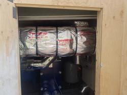 Fyrewrap, trafalgar, fire protection