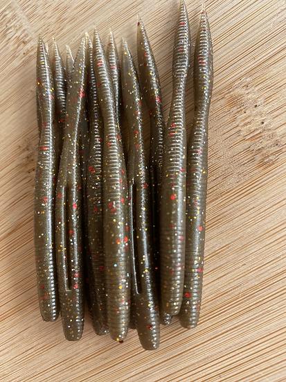 3.25inch Bronze Bonanza bulb tails