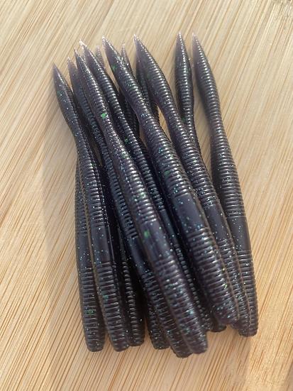 3.25inch Junebug bulb tails