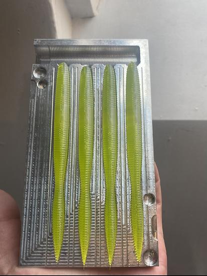 5.25inch Green Sandeel