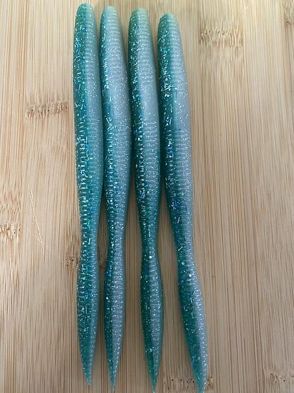 7.25inch Aqua Mac Bulb Tails