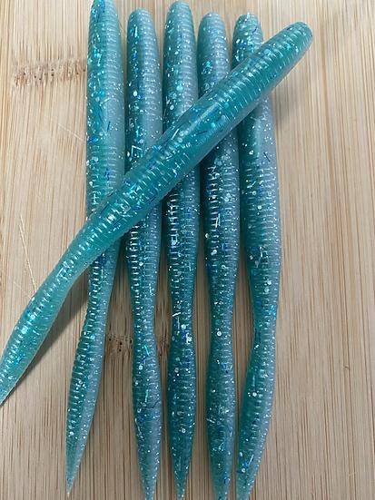 5.25inch Aqua Mac bulb tails