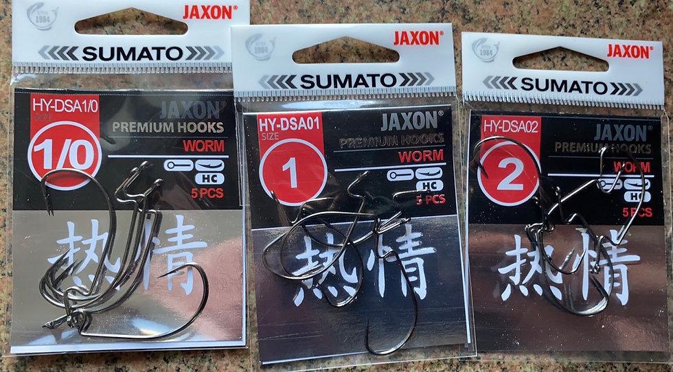Jaxon Sumato Texas Hook