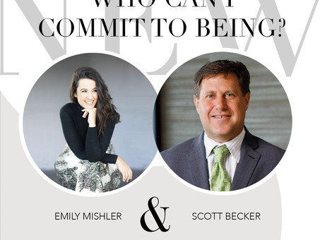 """""""Who can I commit to being?"""" with the Becker Women's Leadership Podcast"""
