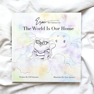 Esmè the Curious Cat: The World Is Our Home