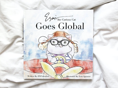 Esmè the Curious Cat: Goes Global: Hardcover