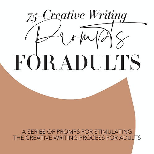75+ Creative Writing Prompts for Adults
