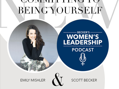 Committing to Being Yourself with the Becker Business Podcast