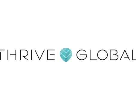 Thrive Global Feature: Seasonal & Strategic Planning