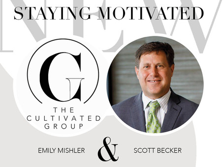 Thoughts on Staying Motivated with Scott Becker