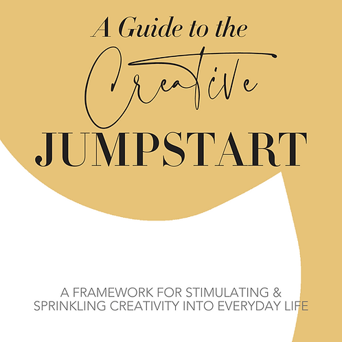 A Quick Guide to the Creative Jumpstart