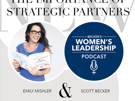 The Importance of Strategic Partnerships with Scott Becker of the Becker Business Podcast