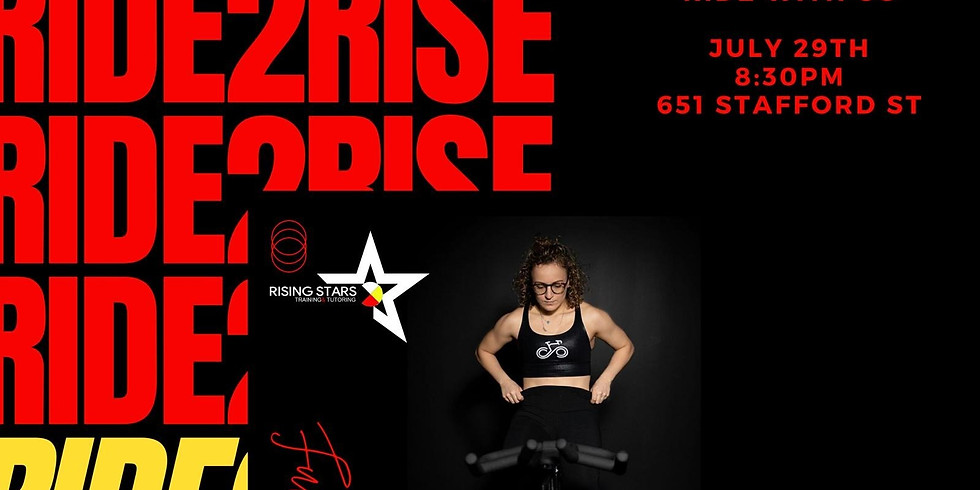 RSF Ride to Rise