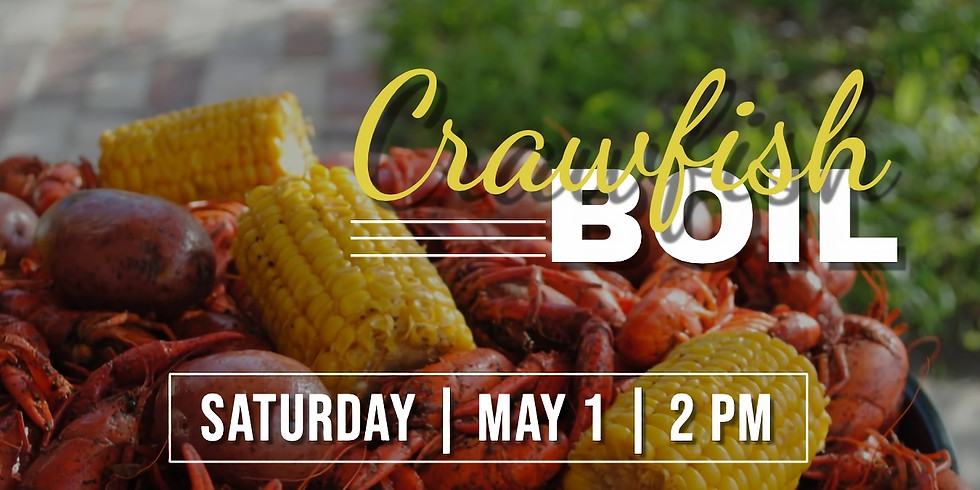 TSR Crawfish Boil