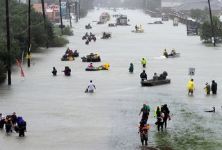 The Mindset of Harvey: Understanding Mental Health and Natural Disasters