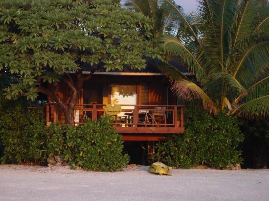 Aitutaki Seaside Lodge