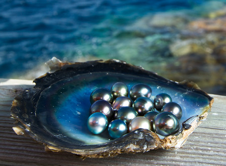 What is the difference between Rarotongan and Tahitian Pearls?