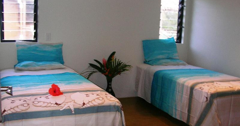 Ootu Villa Bedrooms