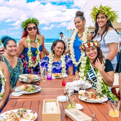 MISS COOK ISLANDS EVENT