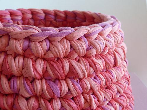 blueseven 2021 / Basket No.1: Pink, Flamingo, Apricot
