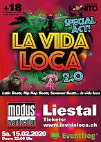 Flyer La vida loca 2.0 Modus.jpg
