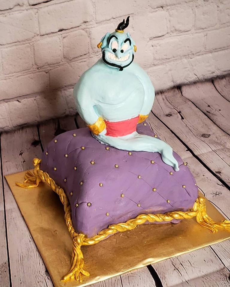 aladdin cake