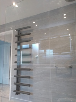 Wet Room Shower Screen