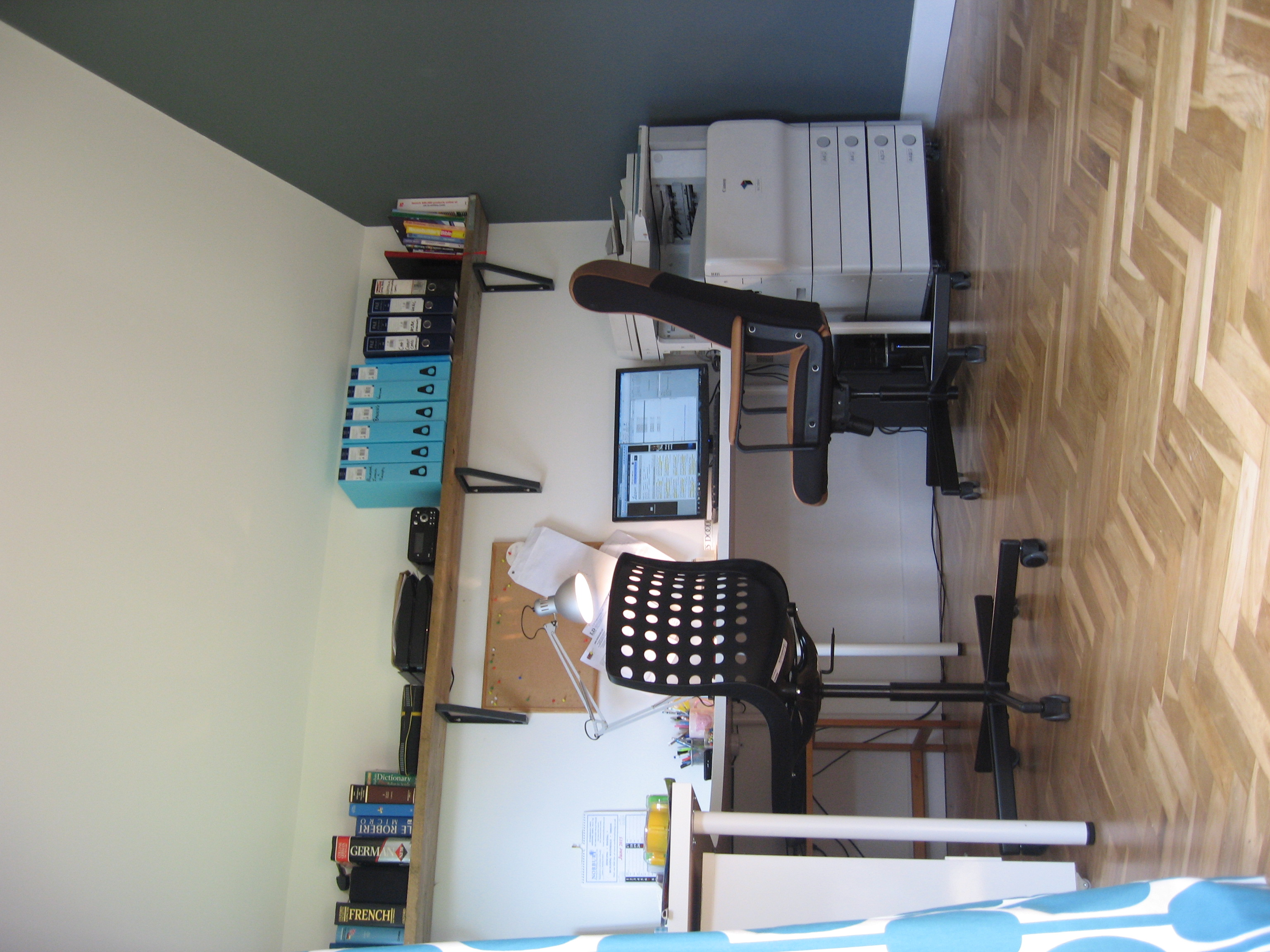 fully functional home office