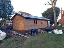 Watertight building