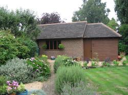 Attractive bricks, reclaimed roof