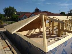 SIPs building taking shape