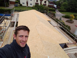 The SIPs roof panels