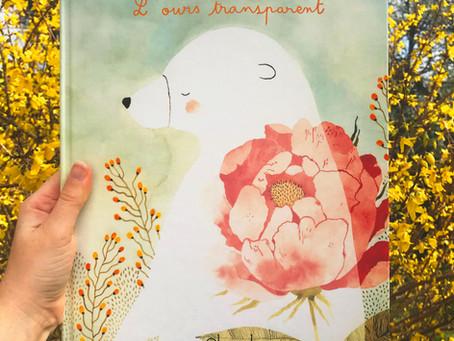 L'Ours transparent - Cécile Metzger
