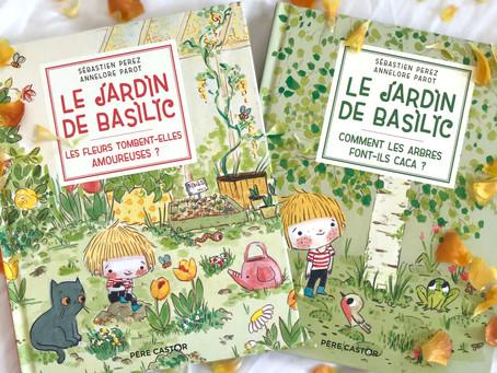 Le jardin de Basilic - tomes 1 et 2