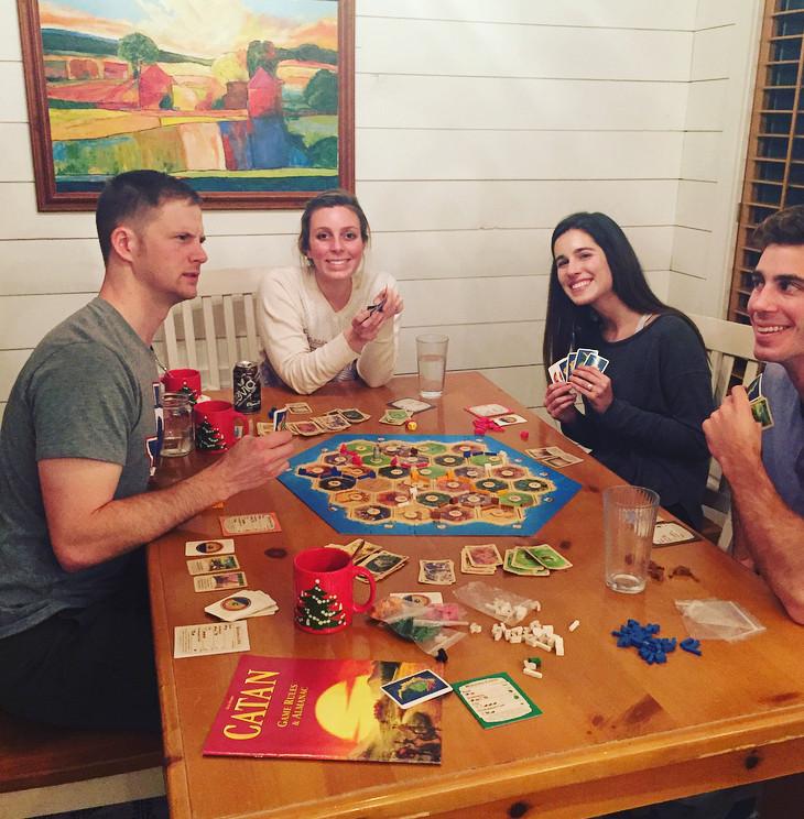 Matt, Erin, Heather, and Ryan