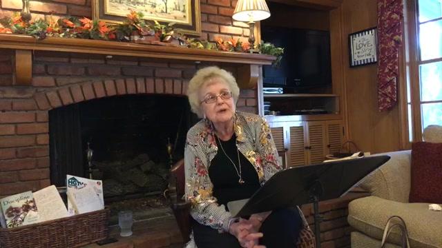Marjorie's Bible Study Videos