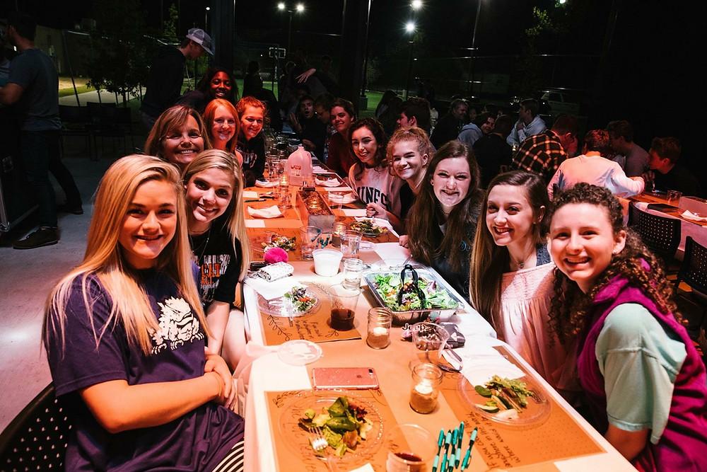 HSM Senior girls small group